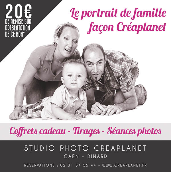 Promotion Noel - Studio photo Creaplanet